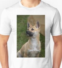 Puppy Portrait Unisex T-Shirt