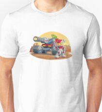 Master Blasting Unisex T-Shirt