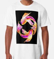 Night 'Tails' - Koi Long T-Shirt