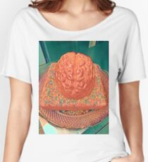 Brain Cake w/ Sprinkles Women's Relaxed Fit T-Shirt