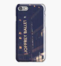 Joffrey Ballet 3 iPhone Case/Skin