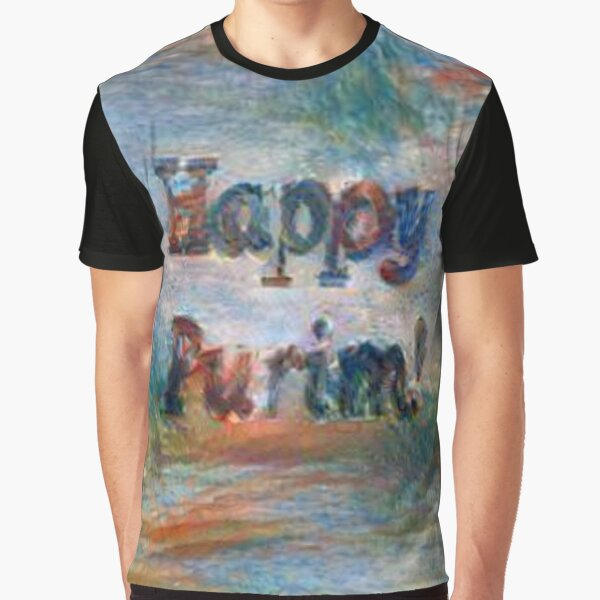 Happy Purim! Graphic T-Shirt