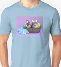 Easter Puppies Unisex T-Shirt