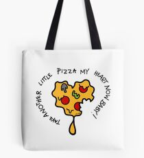 PIZZA MY HEART BABY! Tote Bag