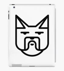 The Grumpy Frenchman iPad Case/Skin