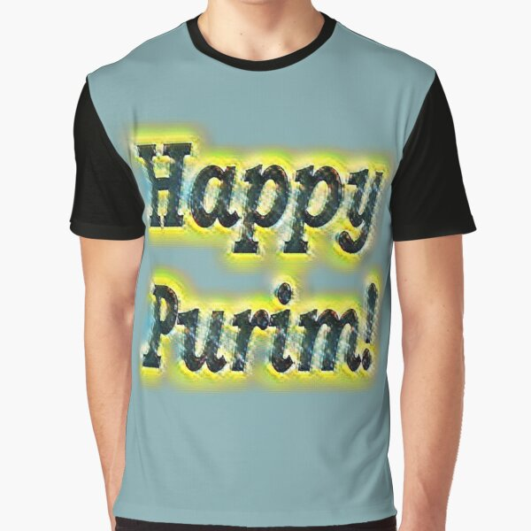 Happy!  Graphic T-Shirt