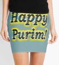 Happy!  Mini Skirt