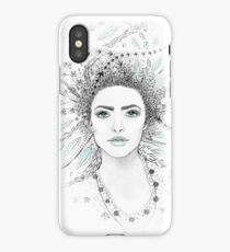 Big, bold and beautiful woman iPhone Case/Skin