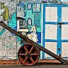 Fort Kochin Street Scene by UniSoul