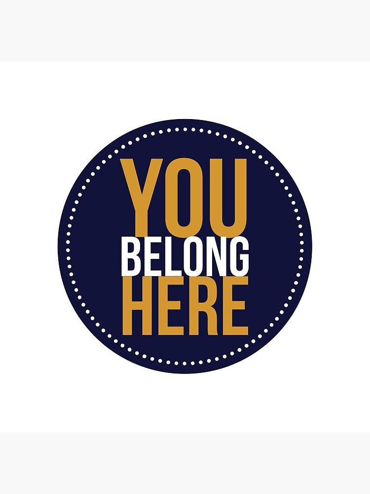 Tu perteneces aquí de taylorw32
