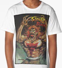Blanka - Korean Street Fighter 2 Manga Long T-Shirt
