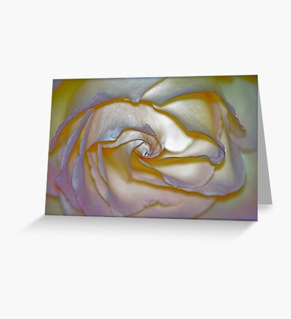 Pearlescent Greeting Card