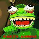 I Am a Party Animal by Artisimo