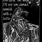 Bird worms by Jenny Wood