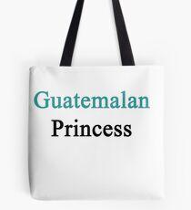 Guatemalan Princess  Tote Bag