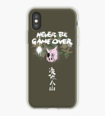 Never Be Game Over iPhone Case