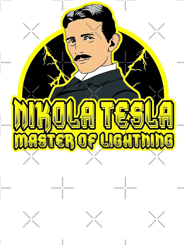 Master of lightning by edcarj82