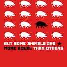 All animals are equal 2 (red) by twgcrazy