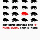 All animals are equal 2 by twgcrazy