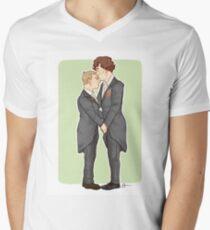 Smooch Men's V-Neck T-Shirt