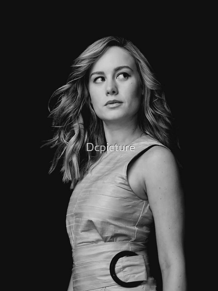 Brie Larson von Dcpicture