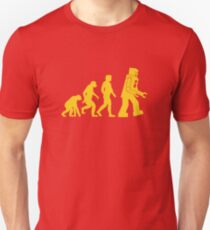 Roboter Evolution Slim Fit T-Shirt