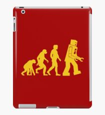 Robot Evolution iPad Case/Skin