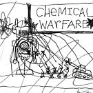 Chemical Warfare Doodle No.1 by santakaoss