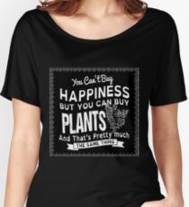 Happy Plants Women's Relaxed Fit T-Shirt