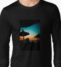 Sunrise at the Beach Long Sleeve T-Shirt