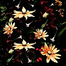 Floral Night II by creativevibe