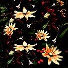 Blumennacht II von creativevibe