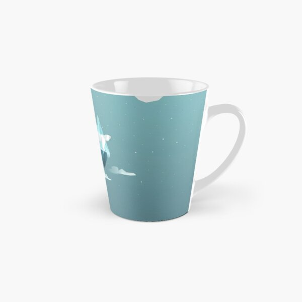 Low Poly Polar Bear Tall Mug
