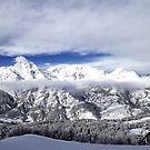 Peaks. by Steve plowman