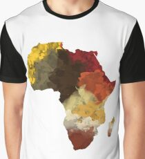 Africa painting Graphic T-Shirt