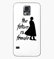 The Future is Female (Dr. Who) Case/Skin for Samsung Galaxy