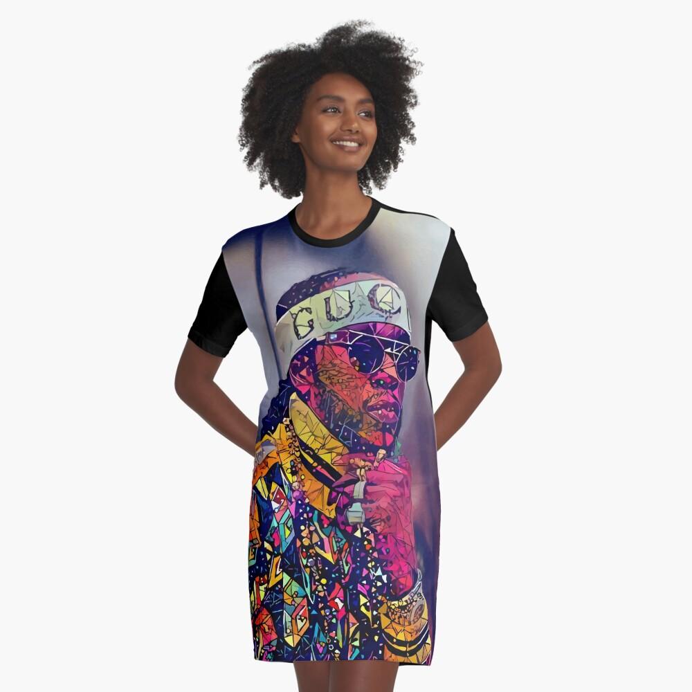 Zusammenfassung 2 Chainz T-Shirt Kleid