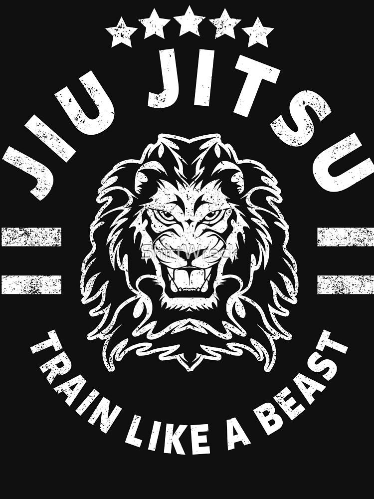 JIU JITSU - ZUG WIE EIN TIER von ShirtWreck