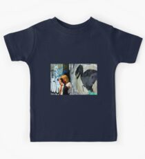 This Young Moment - tag line Kids Tee