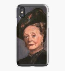 Violet Crawley iPhone Case