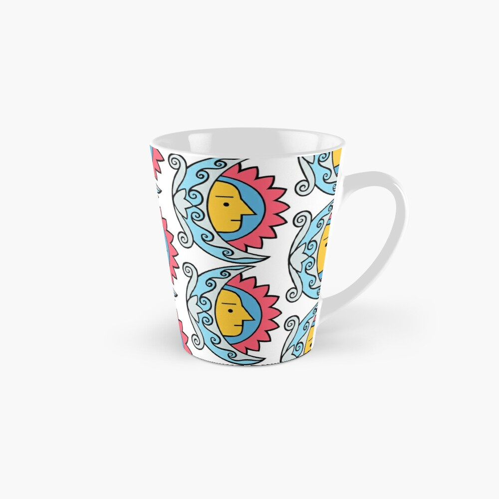 The sun and the moon Tall Mug