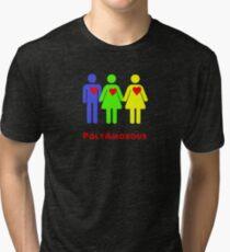 Polyamorous Tri-blend T-Shirt
