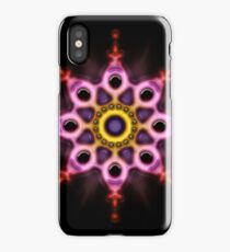 Star Mandala v1 iPhone Case/Skin