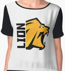 Rainbow Six Siege Lion Chiffon Top