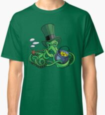 Octopus the Suspicious Leprechaun Classic T-Shirt