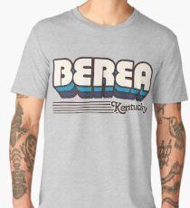 Berea, Kentucky   Retro Stripes Men's Premium T-Shirt