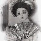 Geisha Girl Art by KSkinner