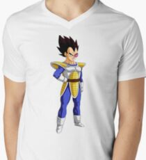 Dragon Ball Z - Vegeta 9000 Men's V-Neck T-Shirt