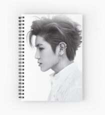 Lee Taeyong Spiral Notebook