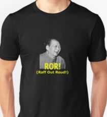 ROR! (Raff Out Roud!) Unisex T-Shirt